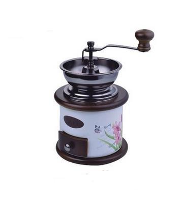 ZQQ Café café de la máquina máquinas para domésticos utilizan café recién molido: Amazon.es
