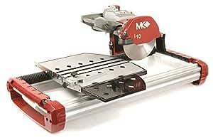 MK Diamond 166634 TX-3 Flood System Wet Cutting Tile Saw