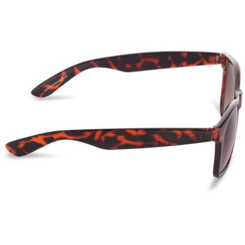 ef622d86b5 Vans Spicoli 4 Shades - Gafas de sol Hombre, Marrón (Tortoise Shell ...