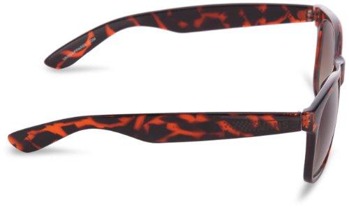 Vans M SPICOLI 4 SHADES BLACK - Lunettes de Soleil - Homme Marron (Tortoise)