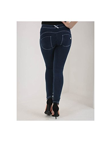 Regular S Freddy up Jeans Blu Donna Vita Skinny Wr WaOUSqacA