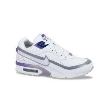 Nike Air Max Classic BW Sneaker weiß/lila: Amazon.de: Schuhe ...