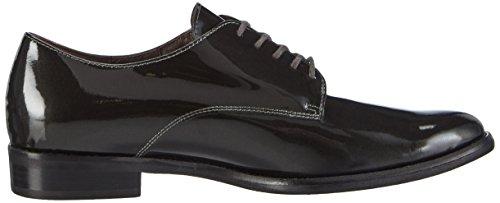 Gabor - Zapatillas de cuero para mujer gris gris
