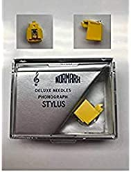 Normarh Phonograph Record Player Turntable Needle For JVC MODELS GX111 G-X11