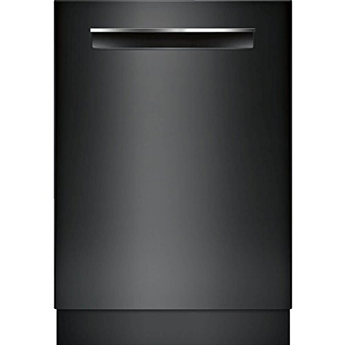 Bosch SHP865WD6N 500 Series Built In Fully Integrated Dishwasher with 5 Wash Cycles, in Black