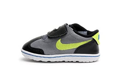 finest selection 76930 3a728 Image Unavailable. Image not available for. Color  NIKE Kids Sms Roadrunner  2 (TDV) Cool Grey Cyber Black ...