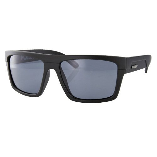 Volley soleil Polarized Black Matt de Lunettes Carve homme gqnwHzx4