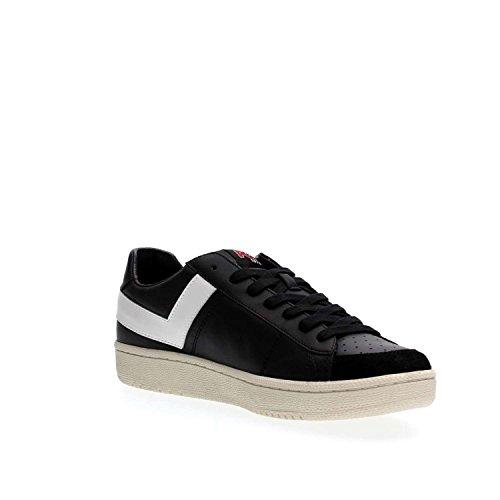 Pony 477A PRO80 Sneakers Herren Black White