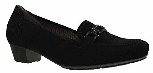 ara ladies Pumps NANCY Samtchevro 12-47679-01 black Black p2H8jTMHN