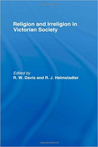 Book Religion and Irreligion in Victorian Society: Essays in Honor of R.K. Webb