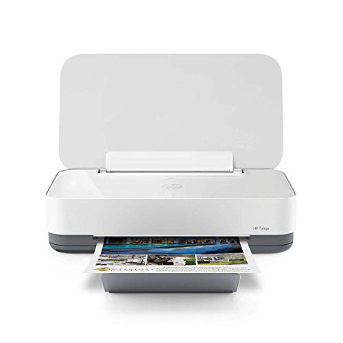HP Tango Smart Wireless Printer - Mobile Remote Print, Scan, Copy, HP Instant Ink & Amazon Dash Replenishment ready, (2RY54A)