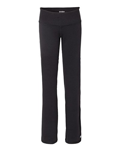 Champion Yoga Pants - Champion B920 Women's Performance Yoga Pants Black XL