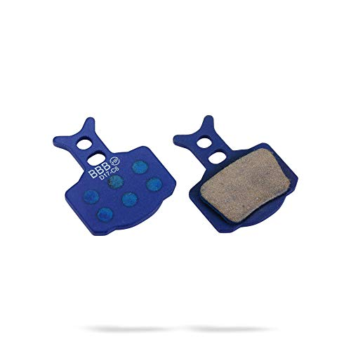 BBB Cycling BBS-67 DiscStop HP Organic High Performance Bike Disc Brake Pad for Formula The One, C1, R1, RR1, RX, RO, T1 and CURA, 1 Pair (2 Pieces)