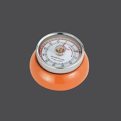 Zassenhaus Kitchen Timer with Magnet Retro Collection `Speed` in Orange (Decora Bath Fan Timer Switch compare prices)