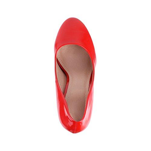 Pourriture Femme Elara Chaussures Chaussures Fermées Fermées Elara XSYqv6vgw