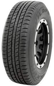 265/65-18 Falken Wildpeak HT Highway Terrain Tire 600AA 114H 2656518