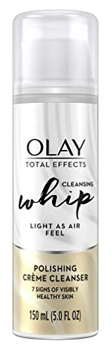(Olay Total Effects Whip Cleanser 5 Ounce Pump (150ml) (3 Pack))