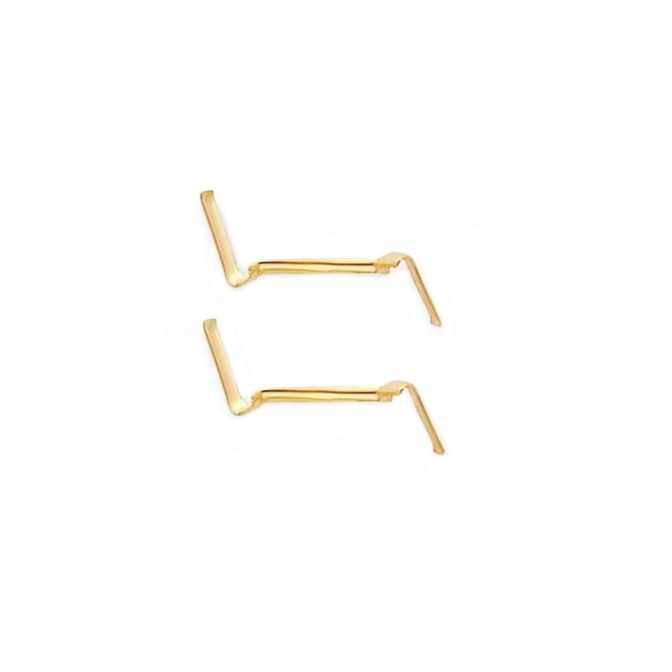 Yellow Gold Filled Ring Guard / Size Adjuster (2 pcs) Baby