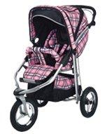 Baby Bling Design Stroller - 7