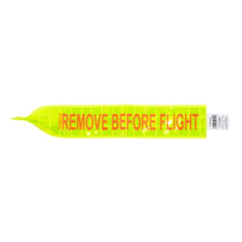 Plane Sights - Reflective Gear Pin Flag, 3x19, Lime Green | RR1518-L
