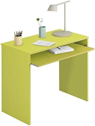 Habitdesign 002314V - Mesa de ordenador escritorio con bandeja ...