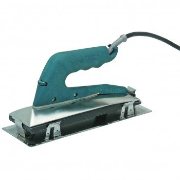 Heat Bond Carpet Seaming Iron with Heat Shield, Grooved Nonstick Teflon Base and 9 feet Power Cord by Chicago