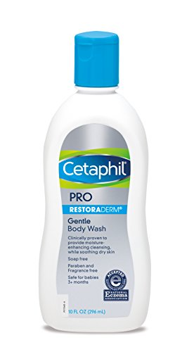 Cetaphil Restoraderm Eczema Calming Packaging