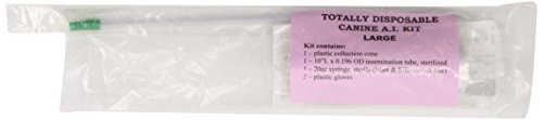 Henke, Sass, Wolf Disposable Canine Artificial Insemination Kits, Large by Henke, Sass, Wolf (Image #2)'