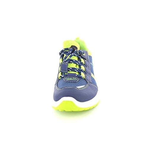 enfant 2 Bleu à Superfit 00320 Fille 88 Strider Garçon Chaussures OU Lacets nTIFx4gUW