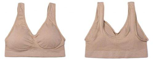 Armature Ads Nude Beige Sans gorge Femme Soutien vtAx0wv