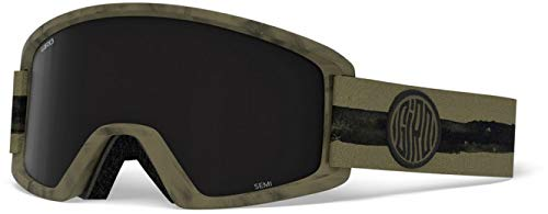 8804ca56dc2b Giro Semi Snow Goggle (Olive DYE LINE Ultra Black) - Men s