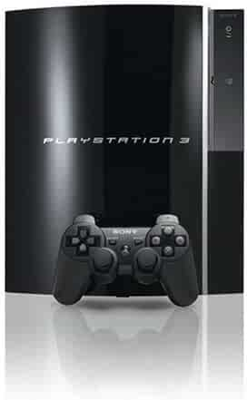 PlayStation 3 40GB System