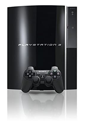 Amazon Com Playstation 3 40gb System Artist Not Provided Video Games