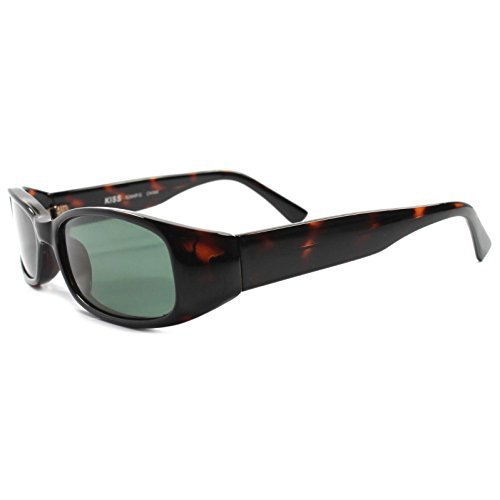 Classic Vintage 90s Deadstock Urban Fashion Tortoise Rectangle - Sunglasses Deadstock