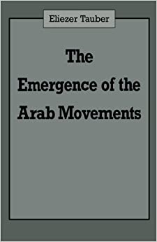 Book The Emergence of the Arab Movements