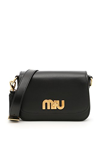 Miu Miu Black Bag (Miu Miu Women's 5Bd0712bkof0002 Black Shoulder Bag)