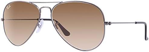Ray-Ban Aviator RB3025 Large Metal Aviator Sunglasses