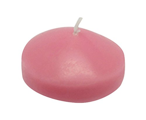 Pink Zest Candle CFZ-017_6 144-Piece Floating Candle, 1.75 , Lavender
