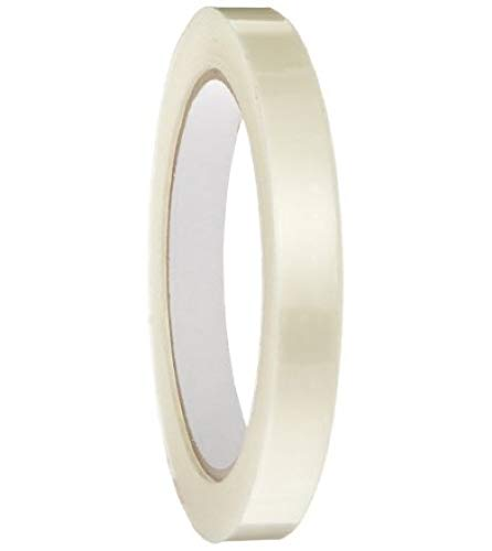 GOYAL® High Quality 50 Micron Transparent Cello Tape 1/2 inch Wide, 50 Meter Long - Pack of 4