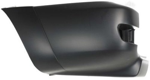 CPP Rear, Driver Side Bumper End for 2003-2005 Toyota 4Runner - 4runner Toyota Bumper End
