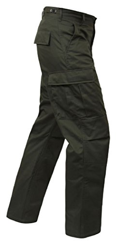 Officer Utility Belt For Police Costumes (US MILITARY ARMY MARINES BDU OLIVE DRAB GREEN TACTICAL FATIGUE LONG PANTS)