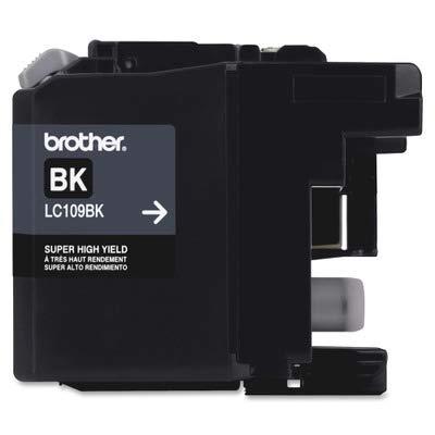 Brother Printer Ultra High Yield Inkjet Cartridge - Black (LC109BK)