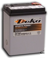 Deka Sports Power ETX-15 (Deka Batteries Agm)