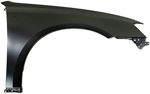 Fits Subaru Legacy 05-07 Front Passenger Side Fender Painted To Match SU1241124