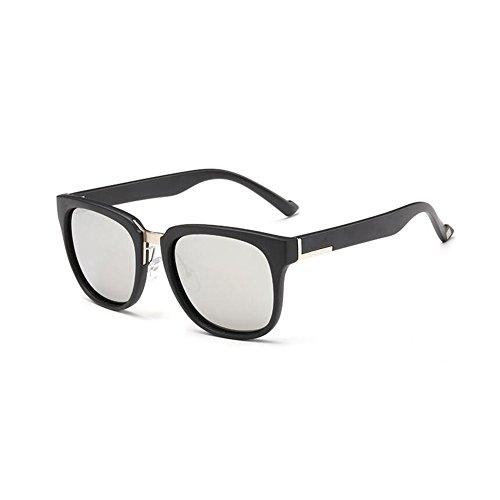 Coloreado 100 Conducción Clásico La La Aire WYYY Color Luz Hombres Protección Plata Plata Gafas Gafas Caja Protección Anti Solar Cuadrada Libre Retro UV Polarizada De De Gafas UVA Sol nYxwvqOgY