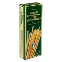 Alessi Thin Breadsticks 48x 3 Oz