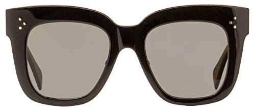 fcde14e050b Celine CL41444 S 06Z Black 41444 S Square Sunglasses Lens Category 3 Size  51mm