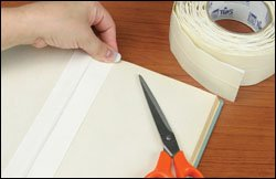 Single Stitched Binder Tape - 2