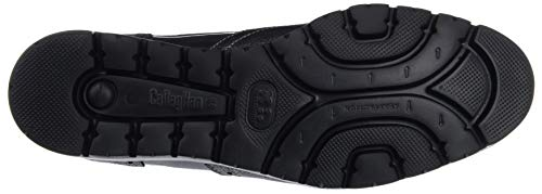Callaghan Cordones plomo Haman De Derby 1 Gris Mujer Zapatos Para gqg7xanr