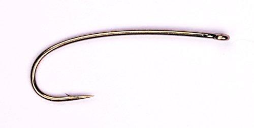 Curved Nymph Hook - Daiichi Bead-Head Nymph Hook (1260) – Size 08